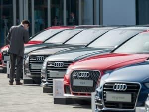 Audi General Meeting