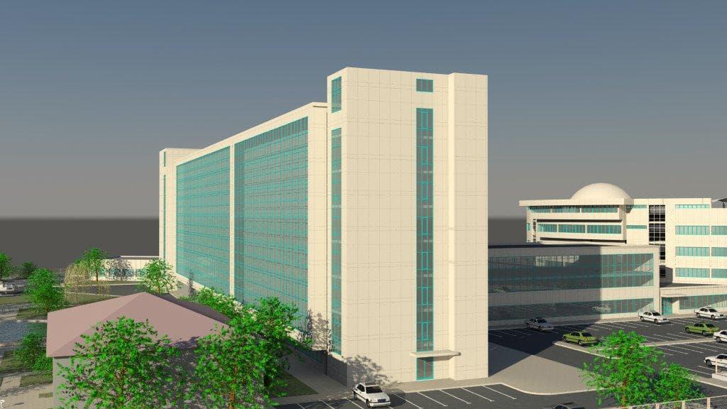 Ето така ще изглежда новият медицински център