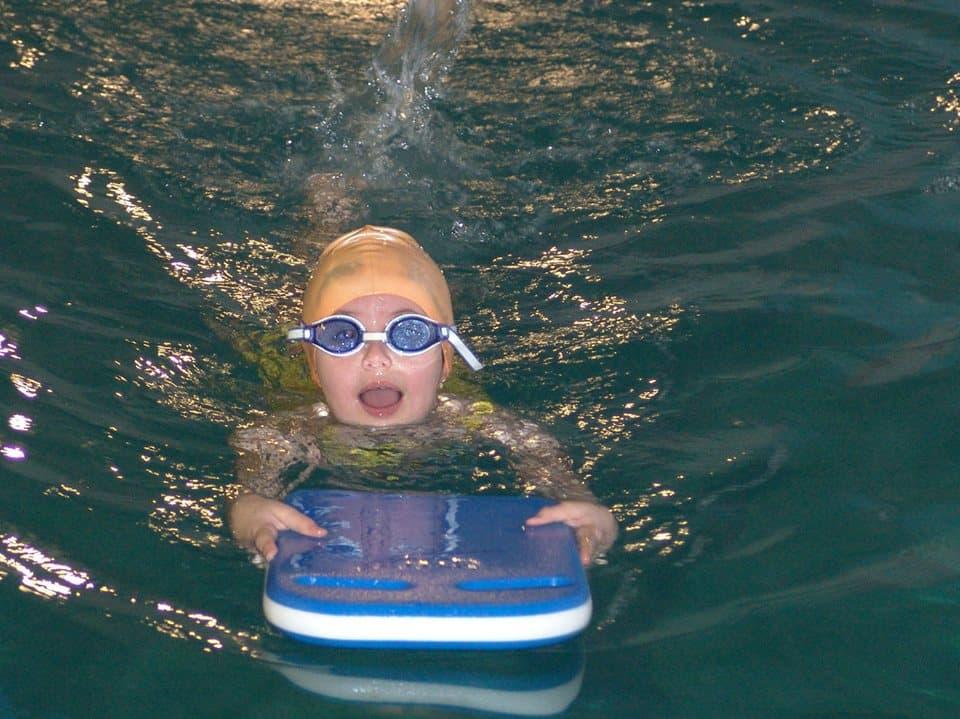 Време е да се научим да плуваме!