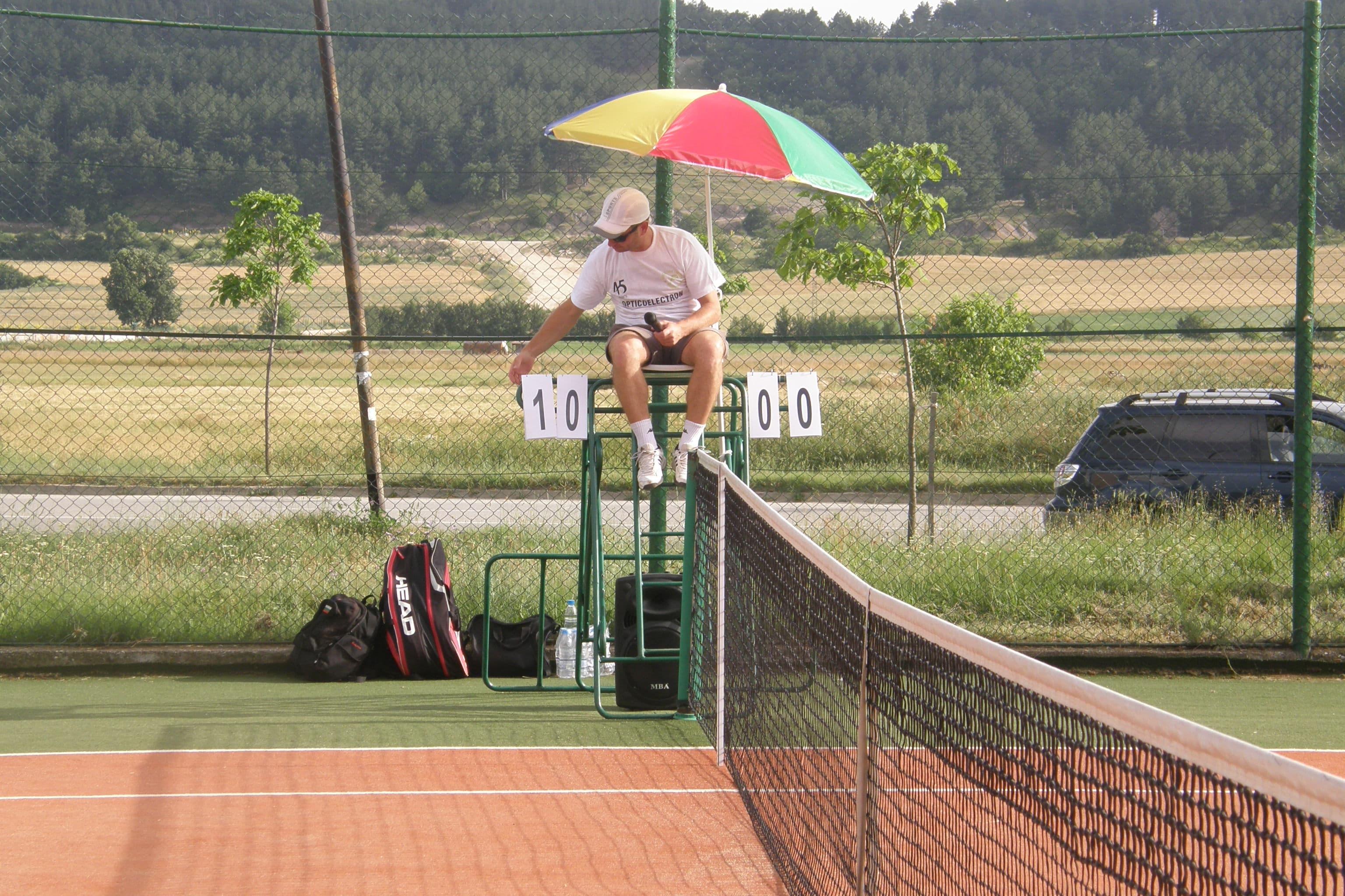 tenis-kort