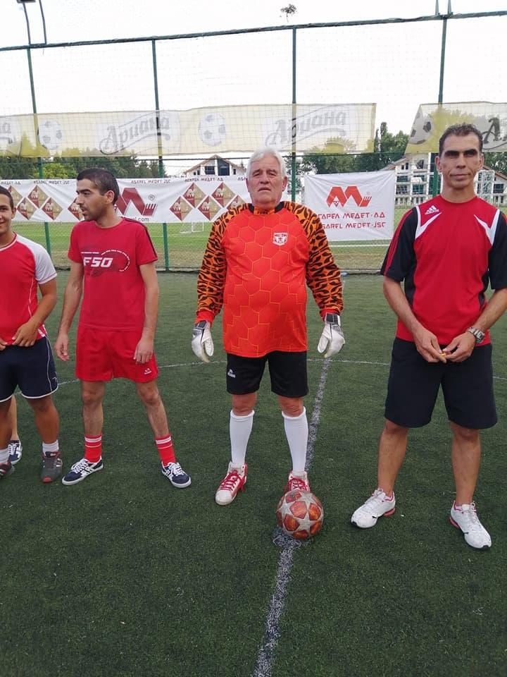 турнир по мини футбол