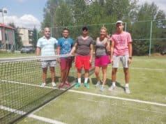 турнир по тенис на корт