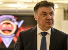 Боби Михайлов оставка